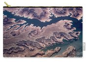 Air View Of The Colorado River Carry-all Pouch