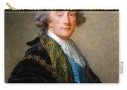 Alexandre Charles Emmanuel De Crussol Florensac        Carry-all Pouch
