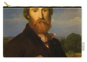 Alfred Bruyas Carry-all Pouch