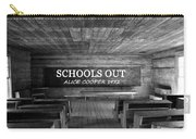 Alice Cooper Schools Out Carry-all Pouch