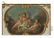 Allegory Of Lyric Poetry  Carry-all Pouch