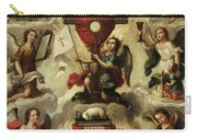 Allegory Of The Holy Eucharist Carry-all Pouch