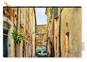Alley In Avignon Carry-all Pouch