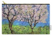 Almonds In Full Bloom Carry-all Pouch