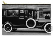 Ambulance - Armstrong And Hotson 1918 Carry-all Pouch