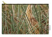 American Bittern At Dawn Carry-all Pouch