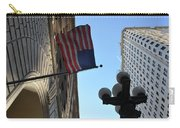 American Flag Downtown La Carry-all Pouch