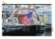 American Pride At The Marina Carry-all Pouch