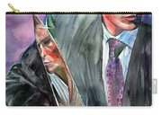 American Psycho Painting Carry-all Pouch