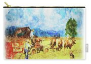 Amish Life Carry-all Pouch by Mark Allen
