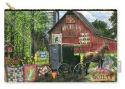 Amish Quilts Carry-all Pouch