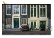 Amsterdam Bike Scene Carry-all Pouch