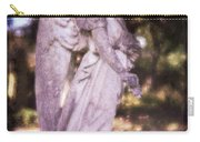 Angel Linen Carry-all Pouch