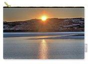 Angostura Sunset Carry-all Pouch by Bill Gabbert
