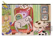 Animal Family 1 Carry-all Pouch
