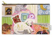 Animal Family 2 Carry-all Pouch