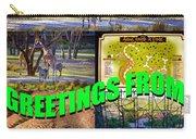 Animal Kingdom Custom Greeting Card Carry-all Pouch