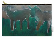 Animals In A Field Carry-all Pouch