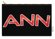 Ann Carry-all Pouch