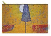 Another Day At The Office Original Painting Carry-all Pouch