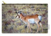 Antelope Buck Carry-all Pouch