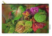 Anthurium Riot Carry-all Pouch