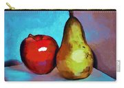 Apple And Pear Carry-all Pouch