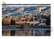 Apple Country Along The Columbia River Carry-all Pouch