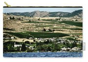 Apple Farming On The Hills Of Wenatchee Carry-all Pouch