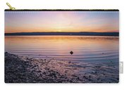 April Dawn On The Hudson River II Carry-all Pouch