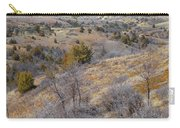 April Prairie Reverie Carry-all Pouch