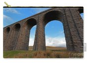 Arches And Piers Of The Ribblehead Viaduct North Yorkshire Carry-all Pouch