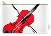 Arkansas State Fiddle Carry-all Pouch
