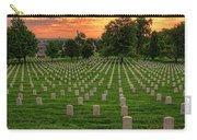 Arlington National Cemetery Sunrise Carry-all Pouch