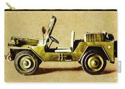 Army Jeep Carry-all Pouch