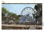 Arnolds Park - Grunge Look Carry-all Pouch