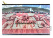 Arsenal Fc Stadium London Carry-all Pouch