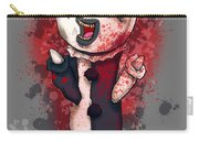 Art Plushie Carry-all Pouch