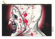 Art The Clown Carry-all Pouch