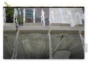 Arthur J. Will Memorial Fountain Carry-all Pouch