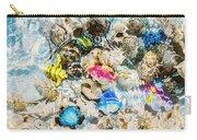 Artificial Aquarium  Carry-all Pouch