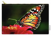 Artistic Monarch Carry-all Pouch