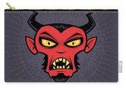 Mad Devil Carry-all Pouch by John Schwegel