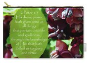Chocolate Divine - Verse Carry-all Pouch