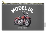Harley-davidson Ul 1941 Carry-all Pouch