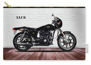 Harley Davidson Xlcr 1978 Carry-all Pouch