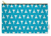 Space Shuttle Spacecraft - Cyan Carry-all Pouch