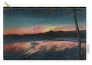 Malletts Bay Sunrise Colchester Vermont Carry-all Pouch