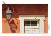 French Quarter Shadows Carry-all Pouch