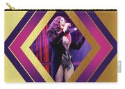 Burlesque Cher Diamond Carry-all Pouch